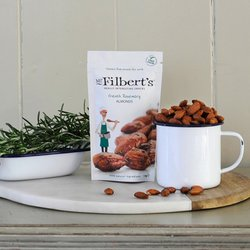 French Rosemary Almonds 2 x 110g