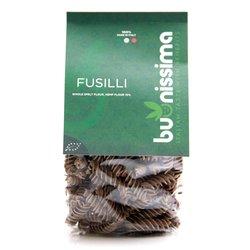 Hemp & Spelt Fusilli Pasta by Buonissima 220g