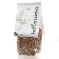 Caserecce Hemp Pasta by Buonissima 220g - Gluten-free Pasta