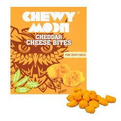 4 x Cheddar Cheese Bites by ChewyMoon 60g