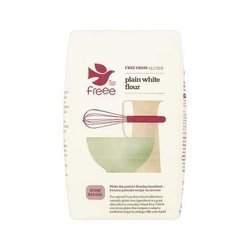 Doves Farm Gluten-free Plain White Flour 1kg
