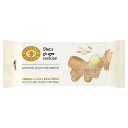 Doves Farm Stem Ginger Cookies 150g - Organic Gluten-free Cookies