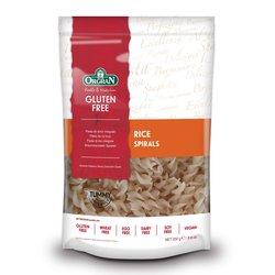 Gluten-free Rice Pasta Spirals by Orgran 250g