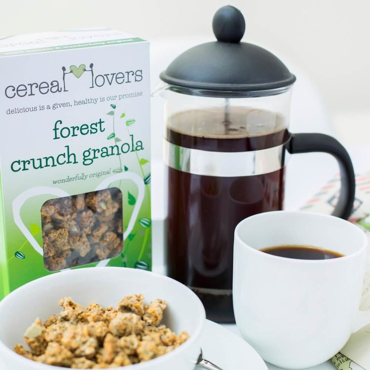 Forest Crunch Granola 4 x 400g