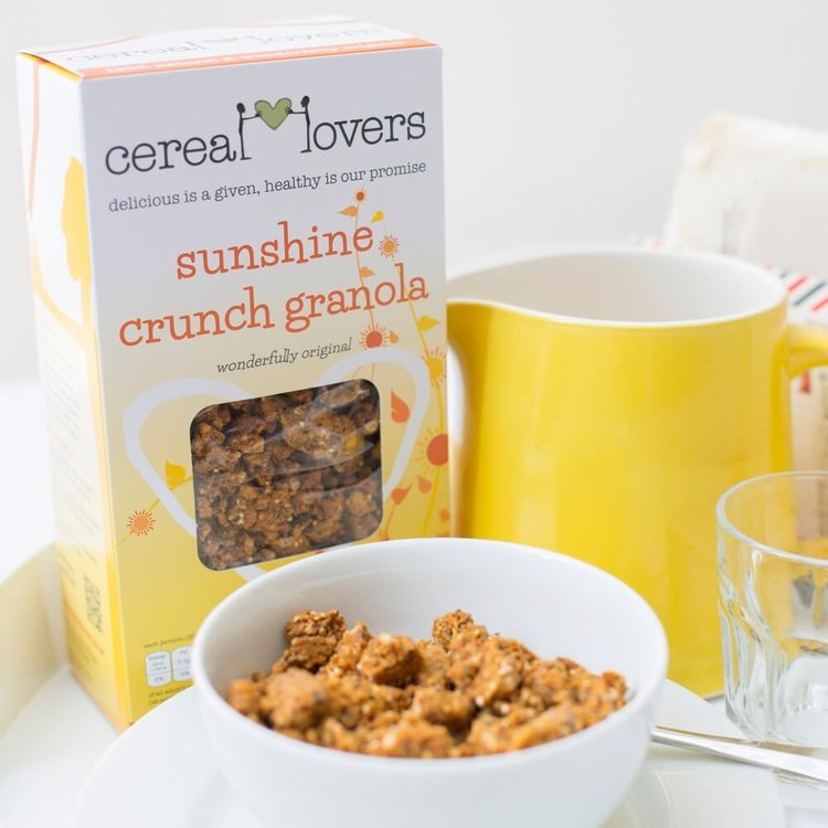 Sunshine Crunch Granola 4 x 400g