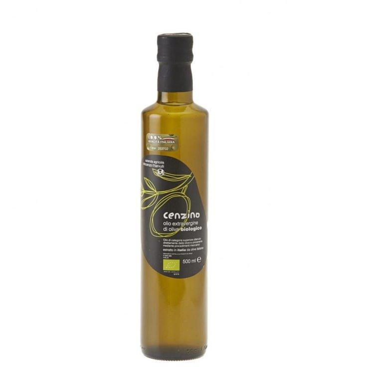 "Organic Extra Virgin Olive Oil ""Cenzino"" 500ml"