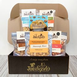 Movie Night Gift Box by Joe & Seph's - Gourmet Popcorn Gift Set