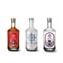 Leith Spirits Gift Set (3 x 70cl)