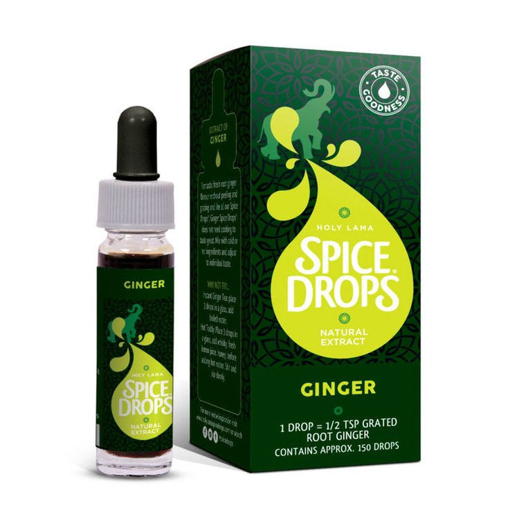 Ginger Spice Drops 2 x 5ml