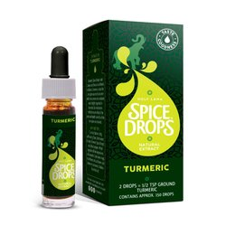 Turmeric Spice Drops 2 x 5ml