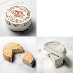 Artisan 'French Revolution' Cheese Selection (3 Cheeses inc Camembert)