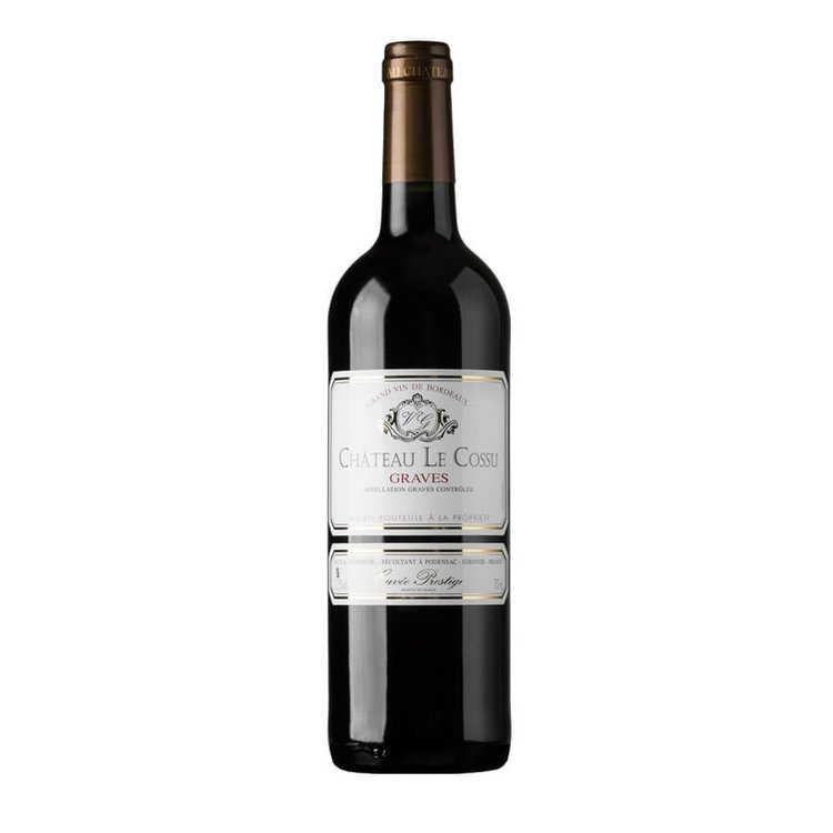 Château Le Cossu Red Wine (12 Bottles)