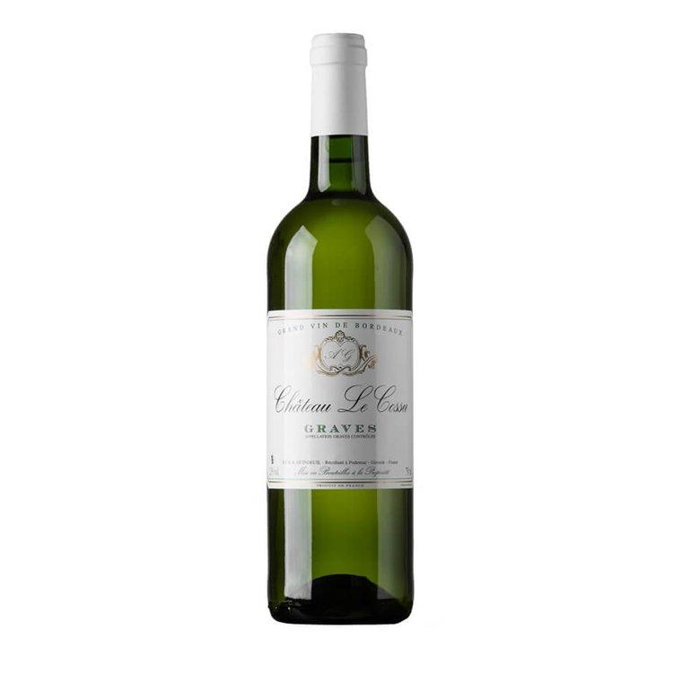 Château Le Cossu White Wine (12 Bottles)