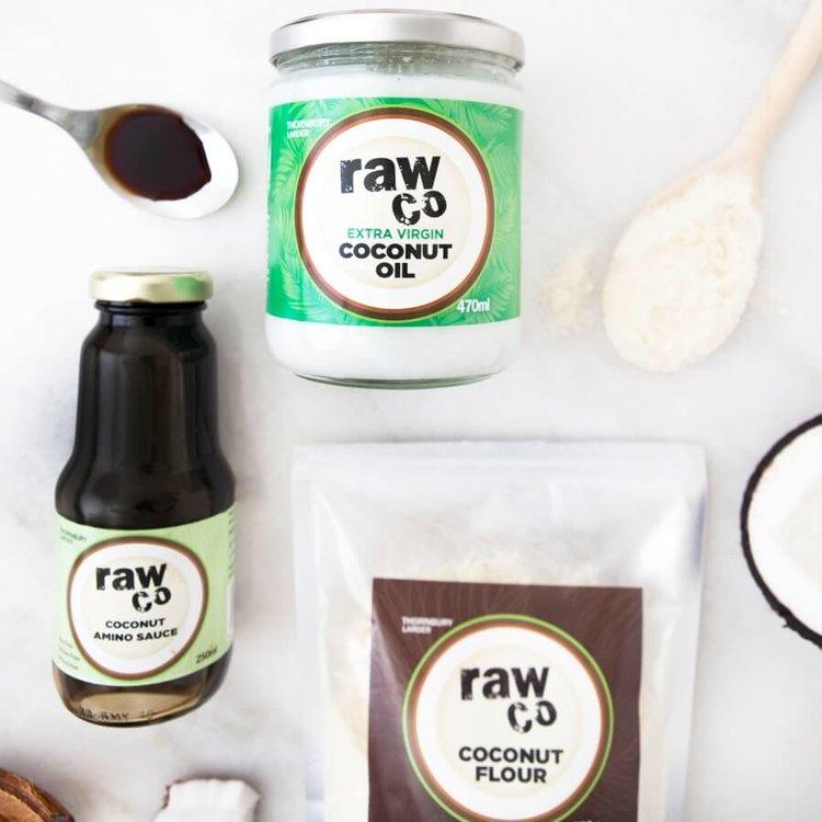 Coconut Bundle (Oil, Flour & Amino Sauce)