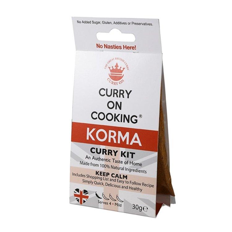 Korma Curry Kit (Mild) 30g