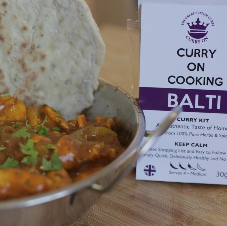 Balti Curry Kit (Medium) 30g