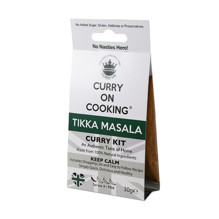 Tikka Masala Curry Kit (Mild) 30g