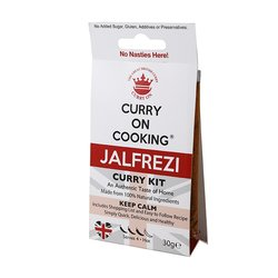 Jalfrezi Curry Kit (Hot) 30g