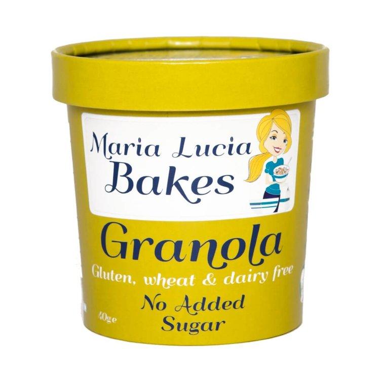 No Added Sugar Gluten Free Granola Pot 40g