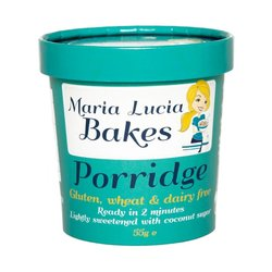Porridge Pot (Gluten, Wheat & Dairy Free) 55g