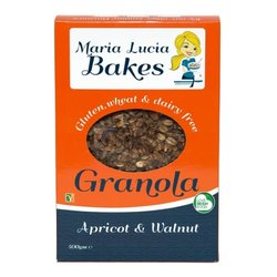 Gluten-Free Apricot & Walnut Granola 400g