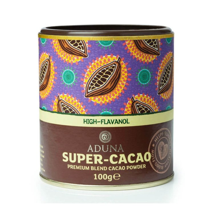 Super-Cacao Premium Blend Cacao Powder 100g
