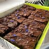 Gluten-free Chocolate Chip Brownies Gift Box by Norah's Brownies - Dairy-free brownies