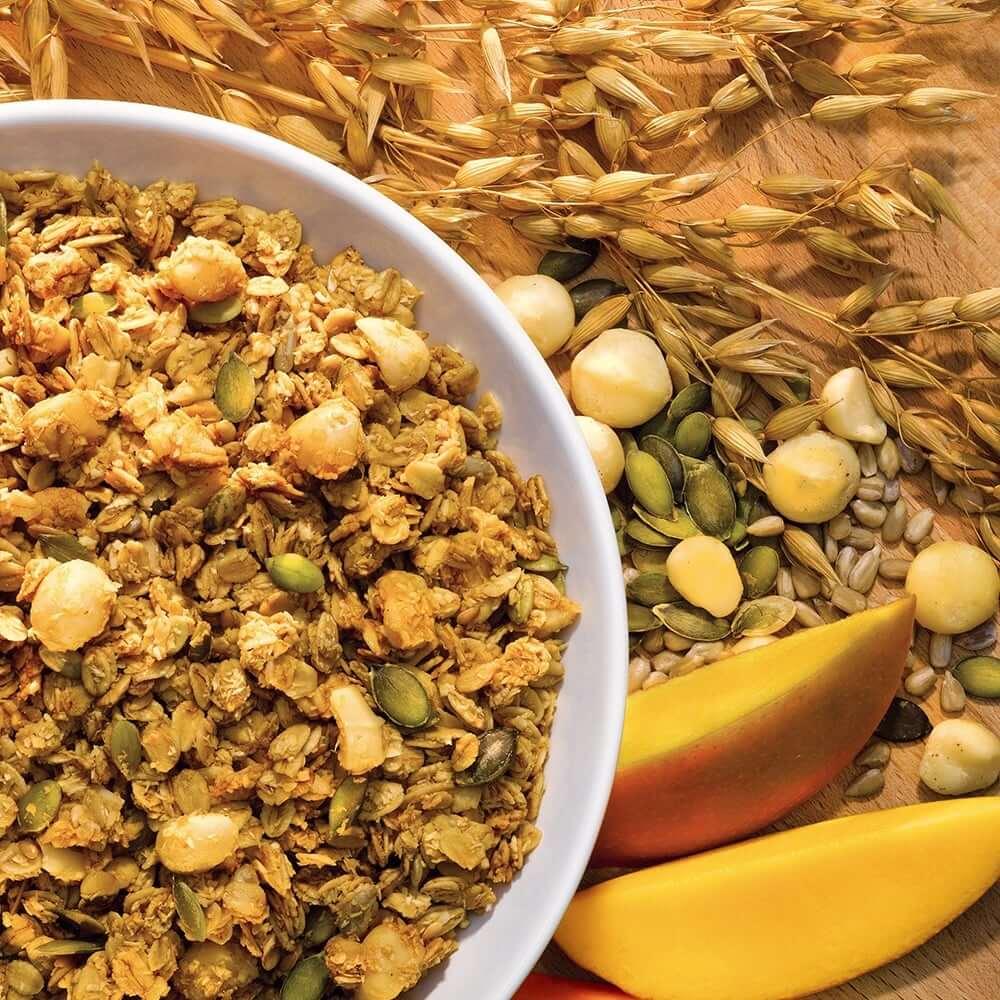 Healthy Breakfast Cereals & Granola