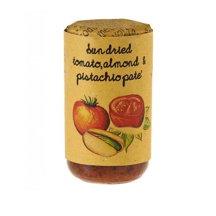 sundried tomato almond pistachio pate