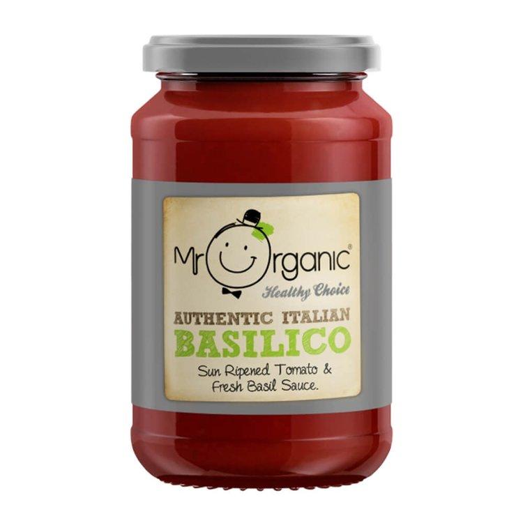 Basilico Tomato & Basil Sauce 350g
