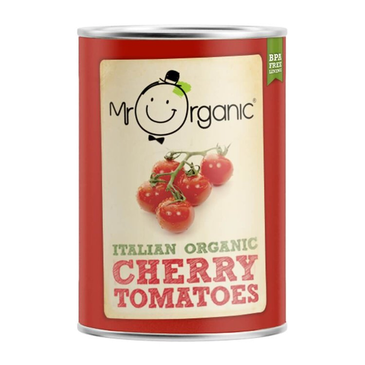 Organic Tinned Cherry Tomatoes 400g