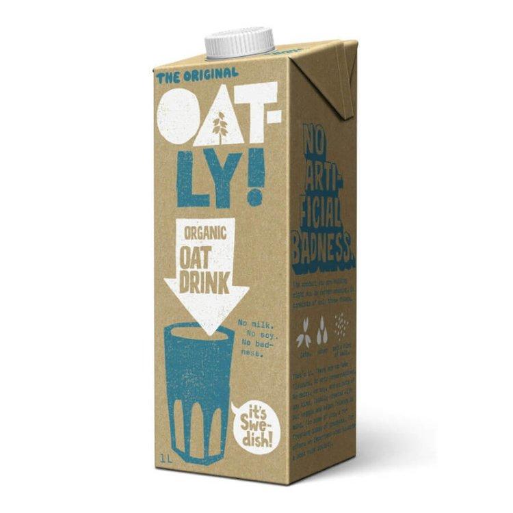 Organic Oat Drink 1L