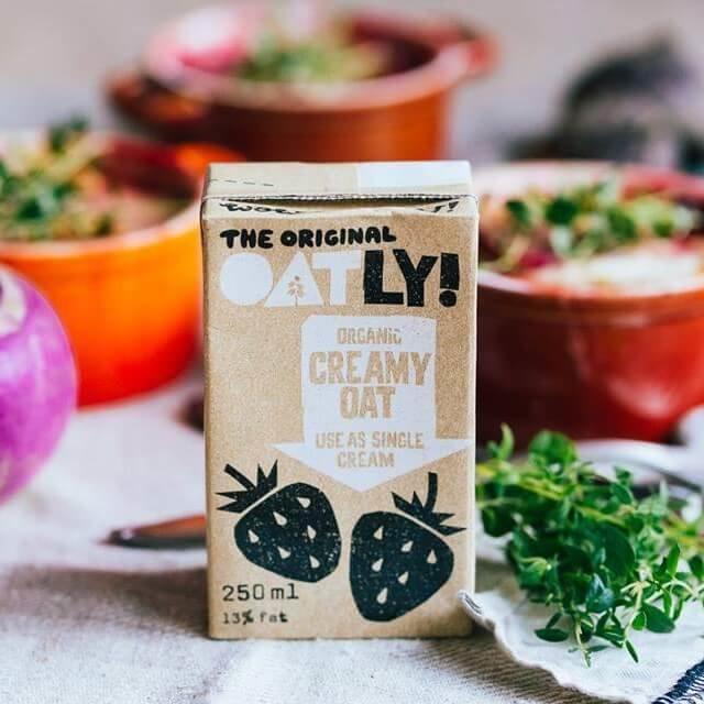Organic Creamy Oat (Alternative To Cream) 250ml