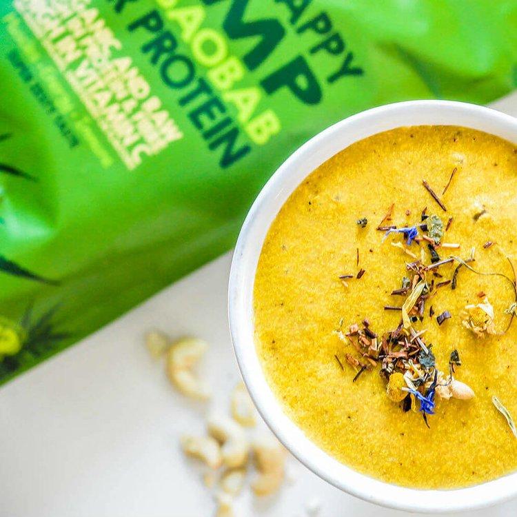 Organic Hemp Protein Powder with Baobab 250g