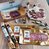 Dorset Letterbox Charcuterie Gift Box by The Real Cure - Charcuterie Selection with Bresaola, Salami & Chorizo