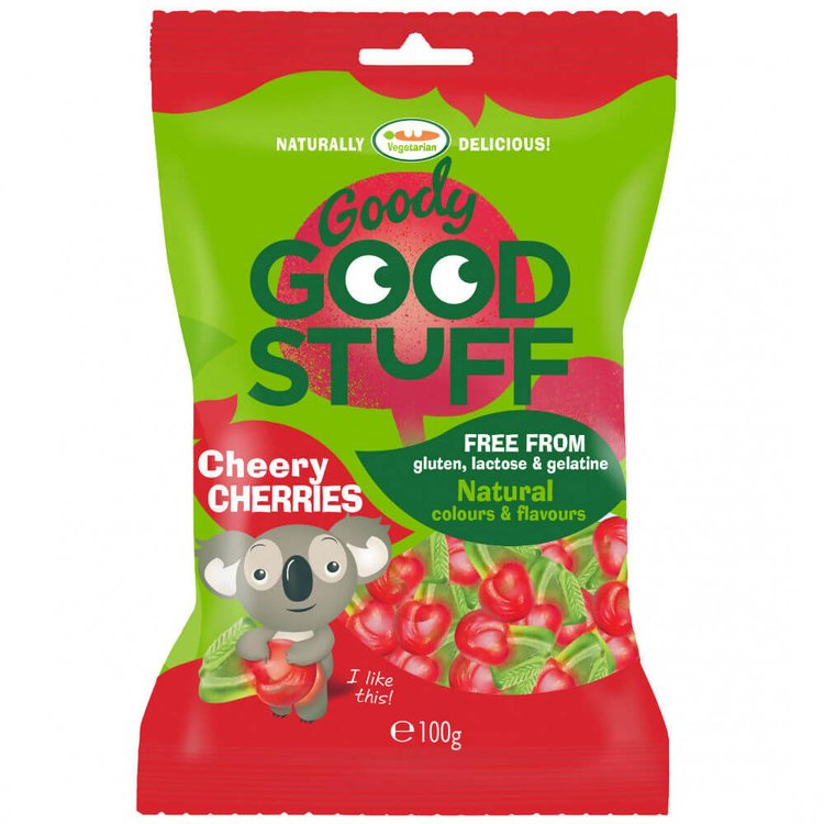 Cheery Cherry Sweets 100g