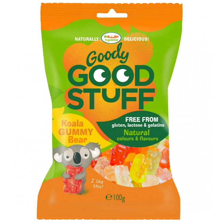 Koala Gummy Bear Sweets 100g