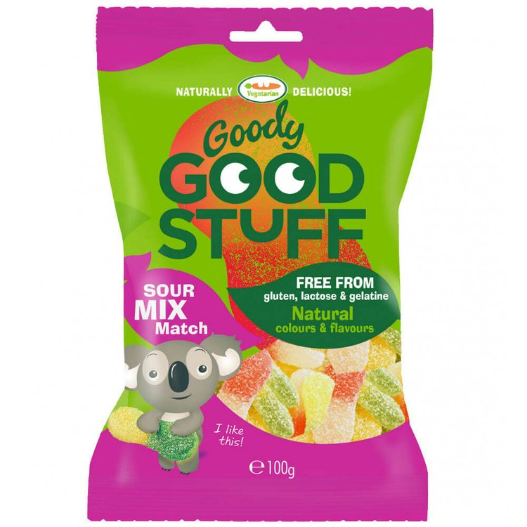 Sour Mix & Match Sweets 100g