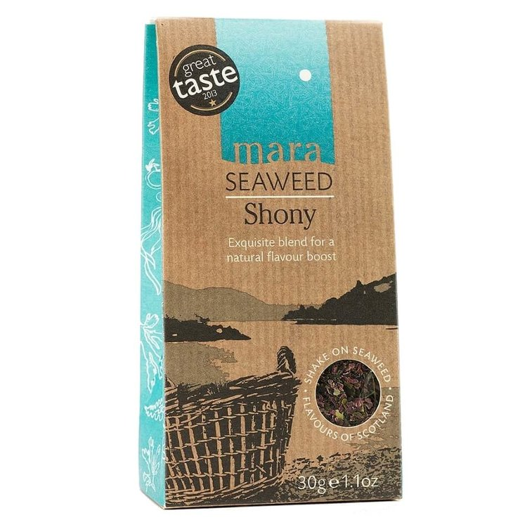 Shony Seaweed Flakes Pouch 30g
