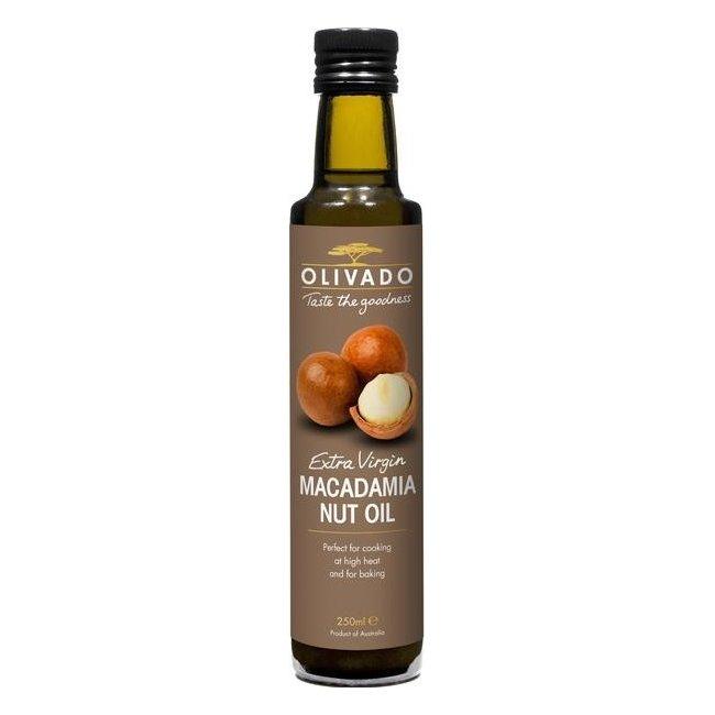 Extra Virgin Macadamia Nut Oil 250ml