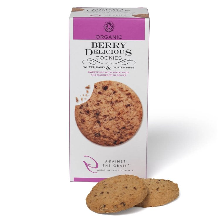 Organic Berry Cookies 150g