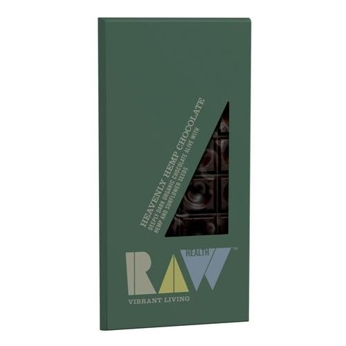 Heavenly Hemp Chocolate (60% Cacao) 70g