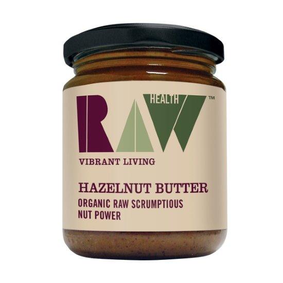 Organic Whole Hazelnut Butter 170g