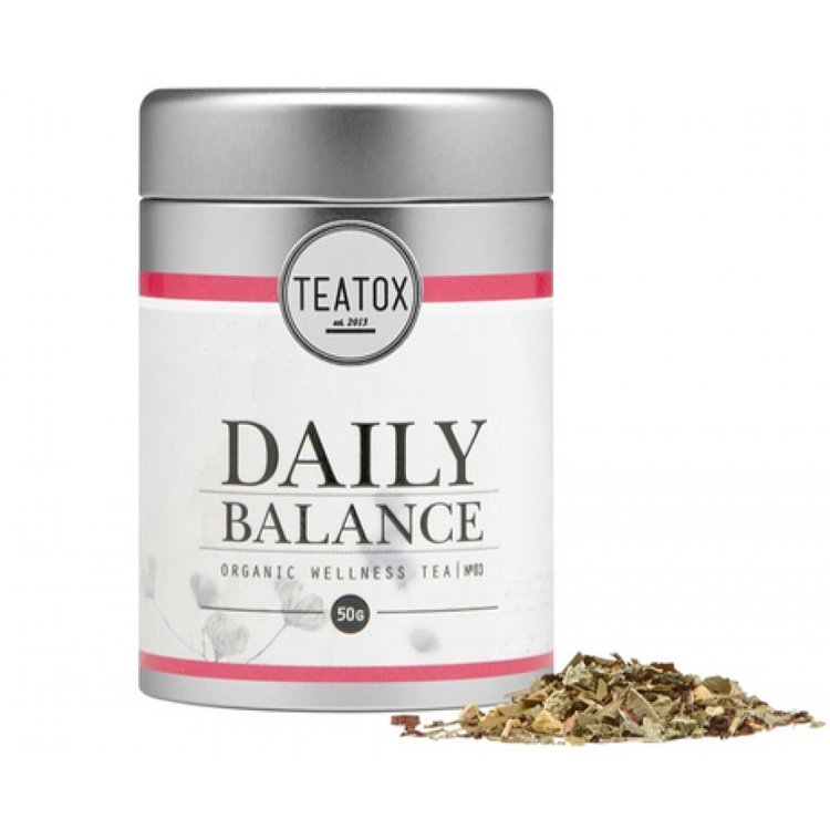 Daily Balance Organic Herbal Tea with Lemongrass 50g