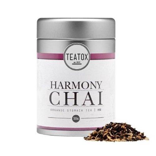 Harmony Chai Organic Black Tea 50g