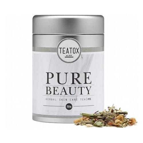 Pure Beauty Organic White Tea with Pineapple 50g