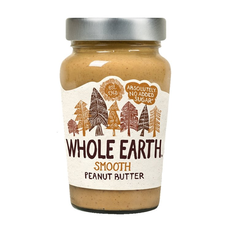 Original Smooth Peanut Butter 340g