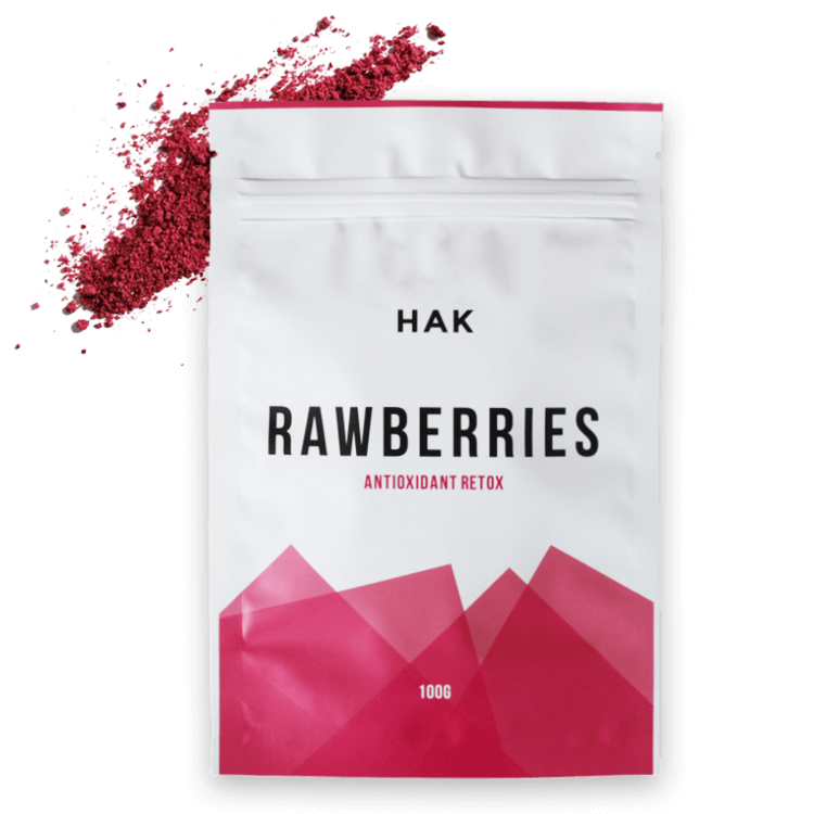 Rawberries Antioxidant Supplement 100g