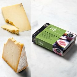 Artisan Cheddar Selection (Montgomery & Quicke's with Fig Conserve)