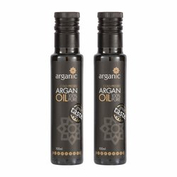 2 x Moroccan Argan Oil 100ml